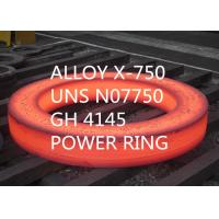 Cheap AS9100 High End Special Alloys Alloy High Tensile Strength X-750 / UNS N07750 Forging for sale