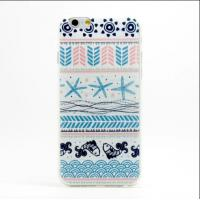 Cheap Durable Tribal Pattern Mobile Phone TPU Soft Case For Iphone 6 Accessories for sale