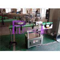 Cheap Single Head Automatic Bottle Labeling Machine , High Speed 40~180 b/min for sale