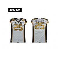 Cheap Sublimated Youth Football Jerseys , Logo Custom College Football Jerseys for sale