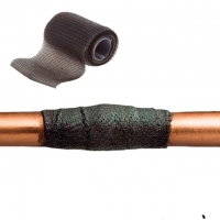 China water activated adhesive fiberglass pipe repair wrap for pipe leaks on sale