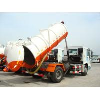 Cheap Sell HOWO 4X2 10M3 SEWAGE TRUCK AFRICA/RUSSIA/ASIA for sale
