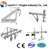 zlp suspended access platform / working cradle/lifting gondola for building painting