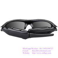 Cheap Wholesale The Best Quality Glasses Camera 1920*1080p Hidden Cam Video Recorder Sunglasses Made In China Factory for sale