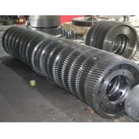 Cheap big drilling main straight gear Customized High Precision Sinter Metal Gear for Auto Engine for sale