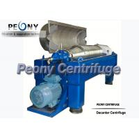 Cheap Pharmaceutical Decanter Centrifuges for sale