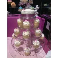 Cheap Acrylic Cupcake Stand (CS-A-0022) for sale