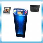 Cheap Cardboard POP LCD Display for sale