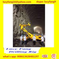 Cheap China Cheapest Popular Eifficient Multi-function Excavator Mounted DTH Hammer Anchor Drilling Rig for sale