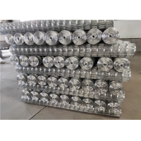 Cheap Square Hole 0.5mm Galvanized 4x4 Welded Steel Mesh for sale