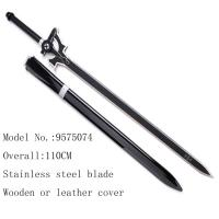 Cheap wholesale cosplay sword art online sword 110CM  9575074 for sale