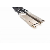 Cheap QSFP28 DAC 100G 5M Passive Direct Attach Cable for sale