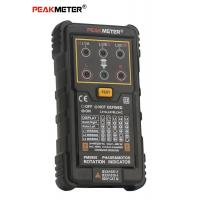 Cheap High Voltage Motor Phase Rotation Tester 3 Phase Rotation Indicator High Safety Standard for sale