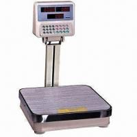 Cheap Electronic Table Scale with 340 x 300mm Platform Size for sale