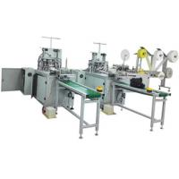 Cheap Electric Driven Fully Automatic Mask Machine Labor Saving With Aluminum Alloy Rack for sale