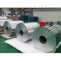 Cheap Industrial Aluminium Packaging Foil , Laminated Soft Foil Packaging For Food for sale