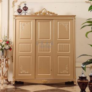 Cheap Bedroom Cloth Cabinet Sliding Door Wardrobe for sale