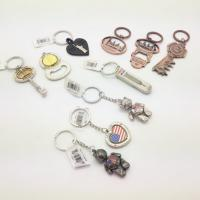 Cheap Small Cool Metal Souvenir Wine Beer Bottle Opener Keychain For Wedding Favour Gift for sale