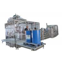 Cheap Stable Performance Aseptic Filling Machine / Jam Packaging Machine Energy Saving for sale