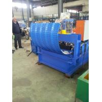 Cheap Hydraulic Arch Camber Sheet Metal Bending Machine PLC Ontrolled 3-4m/ Min for sale