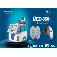 Cheap Body Contouring / Weight Loss Lipo Laser Treatment Radio Frequency Machine for sale