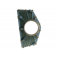 Buy cheap Construction Machinery Diesel Engine Die Casting Crank Case Side Cover from wholesalers
