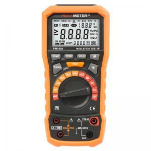 Cheap PM1508 600V 1KHz Handheld Insulation Resistance Tester for sale