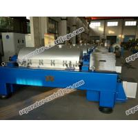 Large Capacity Chemical Industrial Calcium Hypochlorite Decanter Centrifuges Manufactures