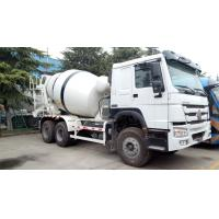 Cheap 8 Cubic Meter Used Concrete Mixer Truck SINOTRUK HOWO Brand 6X4 Drive Form for sale