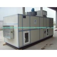 Low Temperature Dehumidification , Industrial Desiccant Dehumidifiers 10000m³/h