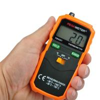 Cheap Industrial K - Type Digital Thermometer Humidity Meter Mini Probe And Data Hold for sale