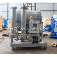 Cheap Light Diesel Oil Purifier, Explosion proof Fuel Oil Filtration System for sale