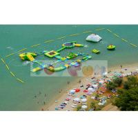 Buy cheap Exciting Inflatable Water Parks from wholesalers