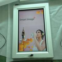 Cheap Waterproof  illuminated poster frames 594x840x55 mm With One Key Lock for sale