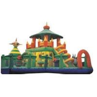 Cheap Custom Outdoor Adult Inflatable Large PVC Tarpaulin Commercial Bouncy Castles for Rent for sale