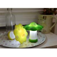 Cheap Home Table Led Mushroom Lights Soft  Children'S Mushroom Lamp Custom Design for sale
