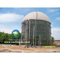 Good Performance Fire Protection Water Bolted Storage Tanks With Beautiful Appearance Manufactures