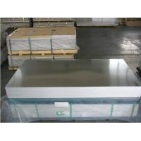 Cheap HO Aluminum Heat Transfer Plates / Sheets For Auto Radiator , Corrosion Resistance for sale