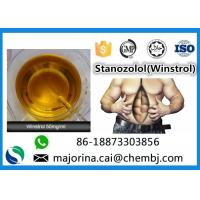 Cheap Stanozolol/Winstrol Oral Liquid Oil Weight Loss Oral Anabolic Steroids for Bodybuilding  CAS 10418-03-8 for sale