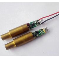 532nm 1mw Green Dot Beam Laser Module For Electrical Tools And Leveling Instrument Manufactures