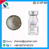 Cheap 99% Pharmaceutical Raw Materials Lidocaine Hydrochloride CAS 73-78-9 For Local Dental Anesthesia for sale