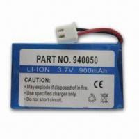 Cheap Li-ion Battery Pack with PCB, Connector, Neutral Label for sale