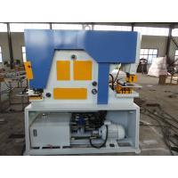 Cheap Straightening Hydraulic Ironworker Machine ,Cold Hydraulic Stud Punch for sale