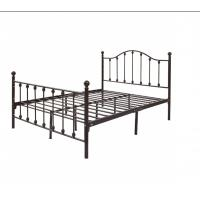 Cheap Furniture Full Size Metal Bed Frame For Bedroom High Load Carrying Strength for sale