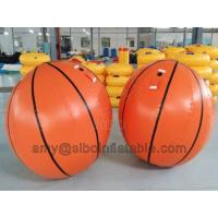 Cheap China Popular Promotional Inflatable Basketball Play In Inflatable Sports Game Balls for sale