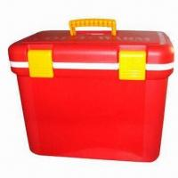 Cheap Cooler Box with Full Polyurethane Foam Lining, without CFC, CCC, CE and GS-approved for sale