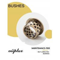 Buy cheap C93200   SAE660 ASTM B505 TIN BRONZE SLEEVE BUSHING OIL LESS GRAPHITE PLUGGED from wholesalers