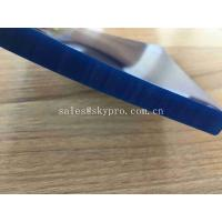 Cheap 4.5mm Thickness Skirting Board Rubber High Wear Resistant Conveyor Belt Flat Rubber Side Seal PU Conveyor Material for sale