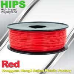 Cheap Soluble in lemon juice HIPS 3d Printer Filament  HIPS filament for sale