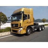 Cheap 6x4 Drive Mode Used Tractor Truck DONGFENG Brand Euro III Emission Standard for sale